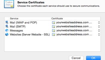 Guide on Installing an SSL certificate in Microsoft Exchange